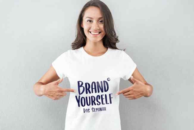 Brand Yourself: Machen Sie sich selbst zur Marke!