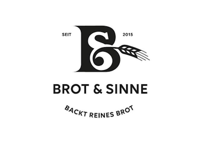 Brot und Sinne Logo Referenzen