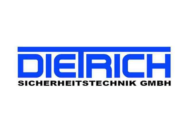 Logo Dietrich Sicherheitstechnik