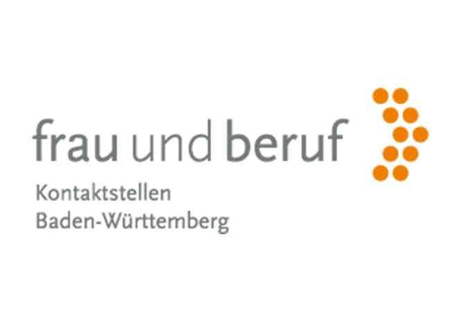Frau und Beruf Logo
