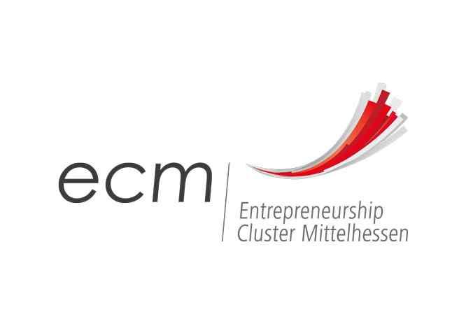 ECM Entrepreneurship Cluster Mittelhessen Logo