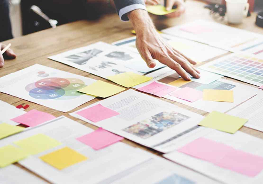 Visions- und Strategieentwicklung